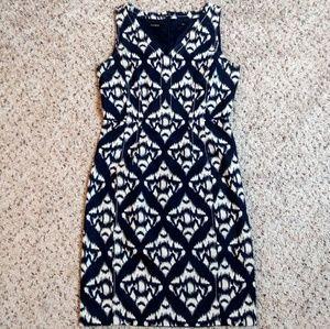 Talbots Denim Dress SZ XL (4-6)